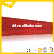 Red High Visibility Vehicle Reflective Sheeting
