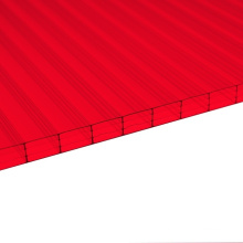 Multiwall Sheets Manufacturer Grade a Quality 50 Micor UV 10 Years Warranty (OEM)