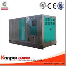 55kVA Water Cooled Silent Electric Start Portable Diesel Generator