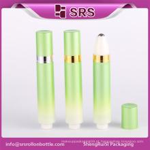 SRS airless 10ml rolo de prensa inferior sobre garrafa