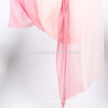 pure kashmir wool ombre shawl
