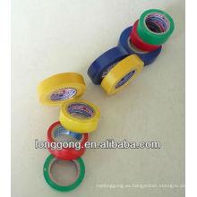 FR termocontracción de embalaje PVC cinta aislante