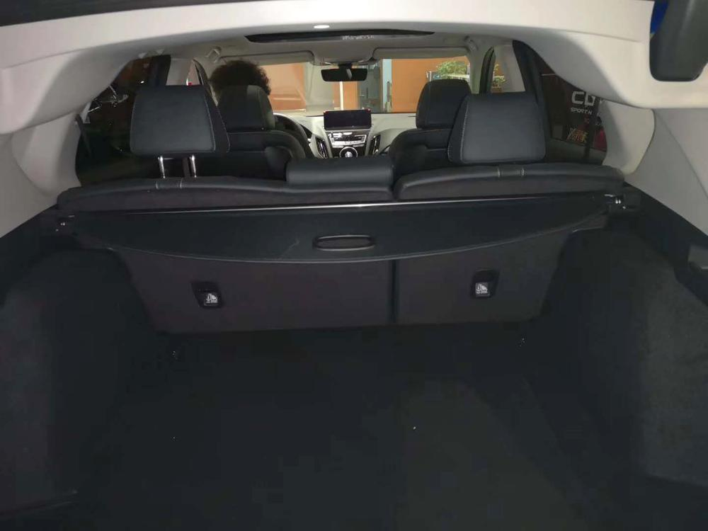 ACURA RDX trunk cargo cover
