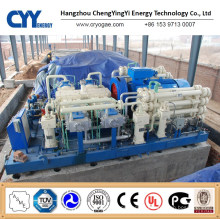Double-Side Gas Cylinder Manifold for Filling Skid