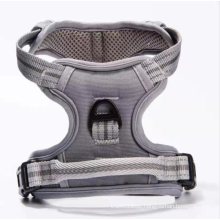 Pet Chest Protector Double-layer Vest Strap Breathable Vest Going out for Walking the Dog Adjustable Chest Vest
