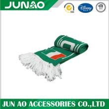 Billiga Akryl Football Fan Knitted Scarf