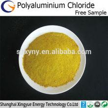 Yellow powder 30% polyaluminium chloride for wastewater treatment