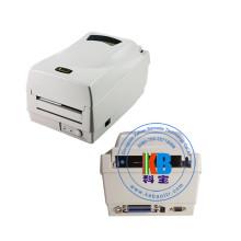 interface USB noir et blanc imprimante d'étiquettes de soins argox à transfert thermique cp 2140
