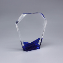 Personalisierte Kunst Glas Awards Trophäen