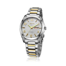 Stainless Steel Automatic Luminous Men Wrist Watch