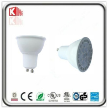 Es ETL Listé 7W Dimmable GU10 LED Spotlight