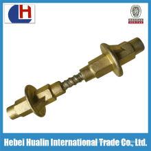 Formwork Tie Rod Steel Water Stop Metal Casting Nut
