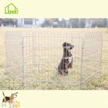 Valla recreativa exterior para cachorros