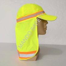 Полиэстер Taslon Шлем с отражающими лентами