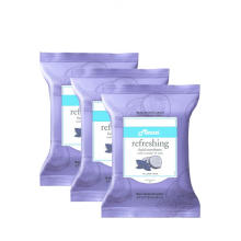 ZHANWANG Branded Disposable Makeup Remover Wipes