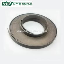 bronze filled teflon wear strip ptfe teflon strips teflon band