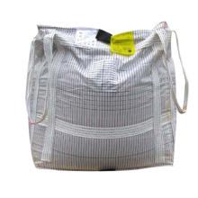 1000kg 1 ton anti static conductive fibc jumbo big bags for sale