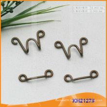 Brass Hook and Eye for Garment KH2127