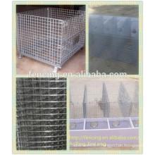 bâtiment pour poulailler / hexagonal Treillis métallique pour volaille