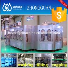 8000BPH máquina de llenado de agua pura / mineral automática / línea de llenado de agua elección de calidad