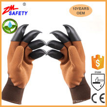 Hot Selling ABS Claw Protective Garden Claw Gloves