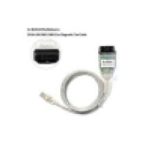 Obdii USB интерфейс для BMW Inpa K + Dcan кабель автомобиля диагностический инструмент