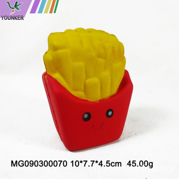2020 Nuovo design Galaxy Squishy Toys Patatine fritte