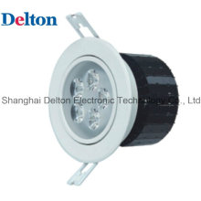 10W rodada Dimmable LED Down Light (DT-TH-15A)