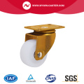 Nylonrad Heavy Duty Gold Color Industrial Caster