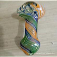 Prix de gros des tubes de cuillère en verre de bonne qualité pour fumer (ES-HP-157)