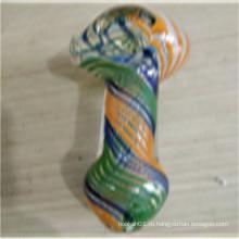 Трубы из высококачественной стеклянной ложки для качественного курения (ES-HP-157)