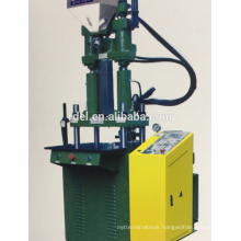 Vertical injection molding machine plastic plug making machine
