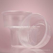 Recipiente de alimento plástico da fábrica chinesa OEM Clear (PP 011)
