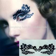 Etiqueta engomada del tatuaje de Eyeline, tatuaje temporal del ojo. Precio al por mayor