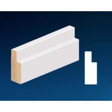 Wood & MDF Door Profile Jambe de porte, cadre de porte amorti
