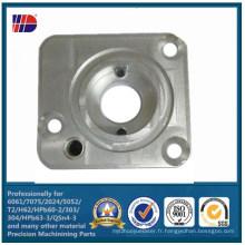 Service de machine de commande numérique par ordinateur pour les pièces en aluminium bonne qualité
