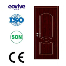 morden melamine faced chipboard wood glass door design