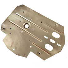 OEM stainless steel sheet metal parts aluminum stamping blanks die cut aluminum blank