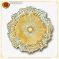 Panneau artistique en or Silver PU pour décoration de mariage