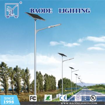Luz do diodo emissor de luz do vento solar de 6m 30W