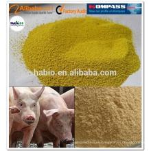15 años marca líder Habio Specialized aditivo enzimático Multi-enzima para Growing Pig