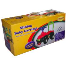 Коробка для упаковки гофрированной бумаги для раздвижной детской коляски