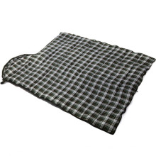 Hot Selling Black Attractive Design Hollow Cotton Sleeping Bag