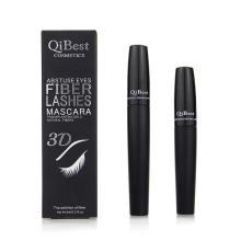 Qibest 3D Fiber Lashes Mascara Cosmetics Mascara