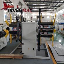 Máquina enroladora de bobinas de mangueira de PVC PE PPR