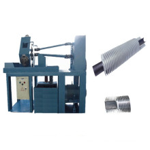 low finned tubes making machine