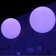 Bola de luz de jardín de vida al aire libre LED de 250 mm