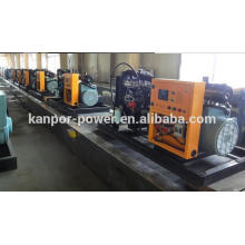 Genset Gas Fuel / Power Genset 150kw-500kw Natural Gas/Biogas Generator