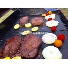 Churrasco Non-Stick Grill Mat Antiaderente churrasco Grill Mat, Easy Clean, Reutilizável, Lavadora de louças Seguro, Versátil, Uso Indoor ou Outdoor