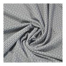 Polyester ammonia regenerated jacquard wall grid jacquard Mesh Knitted Fabric grey shirt fabric